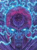 Excalibur No.2 Cover: Magneto Plastic Sign