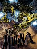 New Mutants No.5 Cover: Warlock Wall Decal by Adam Kubert