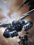 X-Force No.5 Cover: Archangel Plastic Sign by Clayton Crain