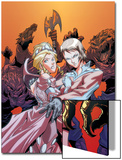 Starjammers 2 Cover: Princess Sabra Prints by Tommy Ohtsuka