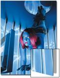 Mystique No.18 Cover: Mystique Print