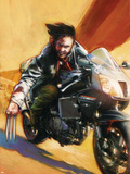 Wolverine No.74 Cover: Wolverine Wall Decal by Tommy Lee Edwards
