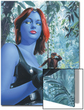 Mystique No.17 Cover: Mystique Prints