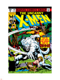 Uncanny X-Men No.140 Cover: Wolverine and Wendigo Plastic Sign by John Byrne