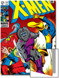 X-Men No.53 Cover: Cyclops and Blastaar Posters by Barry Windsor-Smith