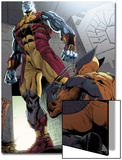 Wolverine No.3: Colossus Standing Prints by Renato Guedes