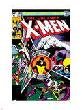 Uncanny X-Men No.139 Cover: Shadowcat, Storm, Angel, Colossus, Nightcrawler, Wolverine and X-Men Wall Decal by John Byrne