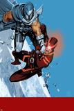 Chris Bachalo - Uncanny X-Men #8 Coover: Magneto, Cyclops Plastové cedule