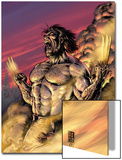 Wolverine No.17 Cover: Wolverine Art by Darick Robertson
