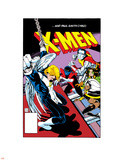 Classic X-Men No.24: Storm, Angel, Shadowcat and Colossus Wall Decal by Paul Smith