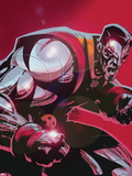 Chris Bachalo - X-Men: Colossus Bloodline No.1 Cover: Colossus Plastové cedule