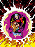 Classic X-Men No.12: Magneto Wall Decal by John Bolton