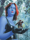 Mystique No.17 Cover: Mystique Wall Decal