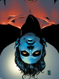 Nightcrawler No.11 Cover: Nightcrawler Wall Decal by Darick Robertson