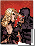 Dark X-Men: The Confession No.1 Cover: Emma Frost and Cyclops Prints by Yanick Paquette