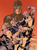 Young X-Men No.5 Cover: Cyclops Plastic Sign by Terry Dodson