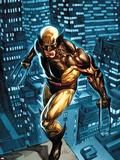 Dark Wolverine No.77 Cover: Wolverine Signe en plastique rigide par Leinil Francis Yu