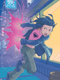 Jubilee No.4 Cover: Jubilee Plastic Sign by Casey Jones