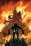 Savage Wolverine 13 Cover: Wolverine Wall Decal by Phil Jimenez