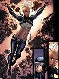 Astonishing X-Men No.44: Storm Plastic Sign by Mike McKone