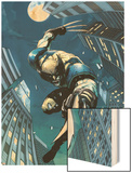 X-Men Unlimited No.5 Cover: Wolverine Fighting Wood Print by Pat Lee