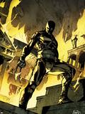 Daken: Dark Wolverine No.1 Cover: Daken Standing Plastic Sign by Giuseppe Camuncoli