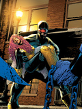 Uncanny X-Men No.501 Cover: Cyclops Plastic Sign by Greg Land