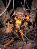 X-Men Forever No.6 Cover: Storm Plastic Sign by Tom Grummett