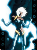 Ultimate X-Men No.89 Cover: Storm Wall Decal by Yanick Paquette