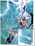 X-Men No.22: Storm Flying, Expelling Lightning and Energy Posters by Will Conrad