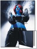 Mystique No.19 Cover: Mystique Poster