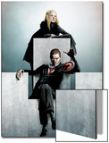 Dark X-Men: The Beginning No.3 Cover: Osborn, Norman and Emma Frost Posters by Jae Lee