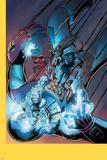 All-New X-Men #16 Cover: Iceman, Beast, Deadpool, Hayes, Molly, Xavier, Grey, Jean, Pryde, Kitty Znaki plastikowe autor Arthur Adams