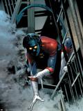 Nightcrawler No.1 Cover: Nightcrawler Swinging Wall Decal by Greg Land
