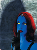 Mystique No.20 Cover: Mystique Wall Decal