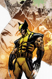 Savage Wolverine 12 Cover: Wolverine Plastic Sign by Phil Jimenez