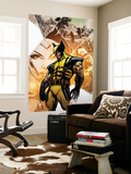Savage Wolverine 12 Cover: Wolverine Wall Mural by Phil Jimenez