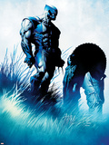 Wolverine No.36 Cover: Wolverine Fighting Wall Decal by Joe Quesada