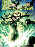 X-Factor No.212: Hela Standing Wall Decal by Emanuela Lupacchino
