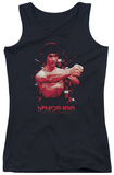 Juniors Tank Top: Bruce Lee - The Shattering Fist Tank Top