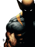 Wolverine: Origins No.28 Cover: Wolverine Plastic Sign by Mike Deodato