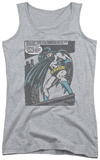 Juniors Tank Top: Batman - Bat Origins Tank Top