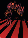 Wolverine Annual No.2 Cover: Wolverine Plastikskilte af Mike Deodato