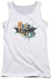 Juniors Tank Top: Dark Knight Rises - No Fear Tank Top