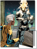 X-Men Forever 2 No.13: Storm Standing Posters by Robert Atkins