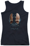 Juniors Tank Top: Dark Knight Rises - Painted Bane Tank Top