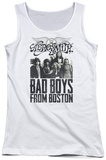 Juniors Tank Top: Aerosmith - Bad Boys Tank Top