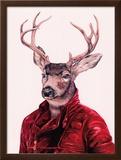 Deer Print by  Animal Crew