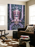 Cataclysm: Ultimate X-Men 1 Cover: Galactus Wall Mural by Mariusz Siergiejew