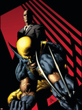 X-Men: Legacy No.218 Cover: Punisher Plastic Sign by Mike Deodato